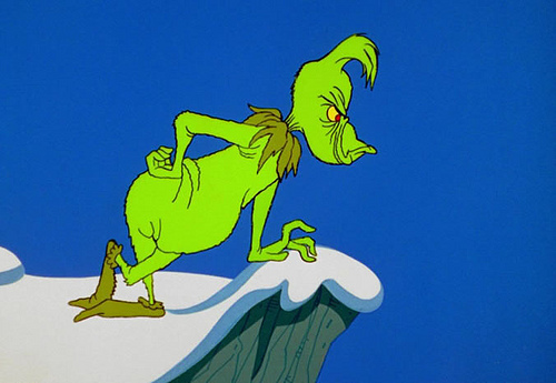 Image result for grinch attacks
